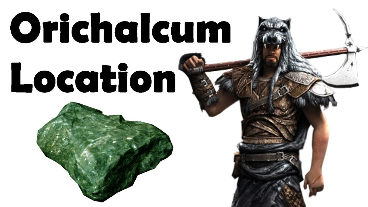 how to get ore in skyrim