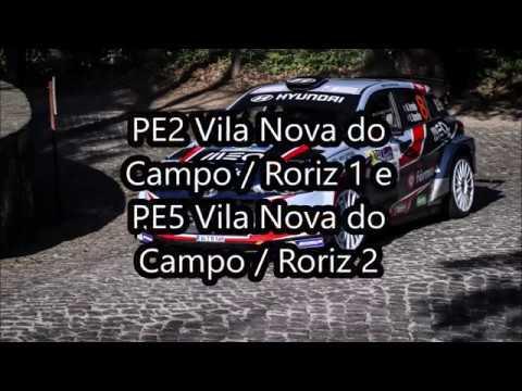 Rally Santo Tirso 2019 - SS. Vila Nova do Campo / Roriz