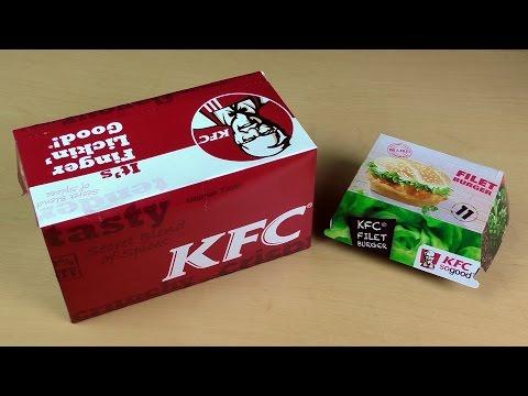 KFC Kentucky Box