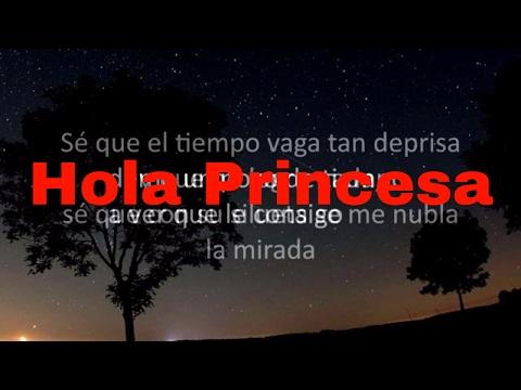 MC DESOF-Hola Princesa// Cancion para dedicar a tu novia//RAP ROMANTICO