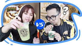Download Video STARBUCKS vs COFFEE BEAN - Mari Kita Bandingkan! MP3 3GP MP4