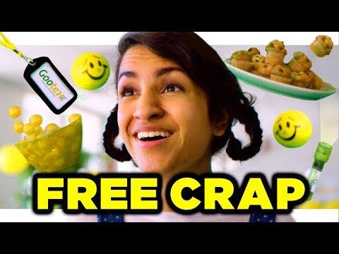 Oh Boy, Free Crap
