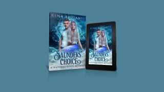 Saunders' Choice By Gina Briganti - Video Book Trailer