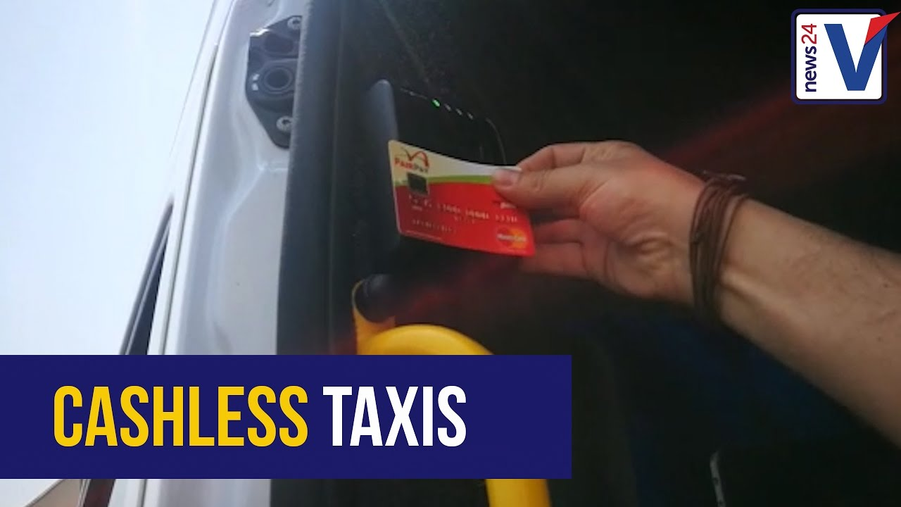 WATCH: How Gauteng's cashless minibus taxi fare works | Fin24