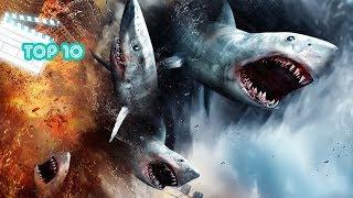 Top 10 Filmes Bizarro de Tubarão