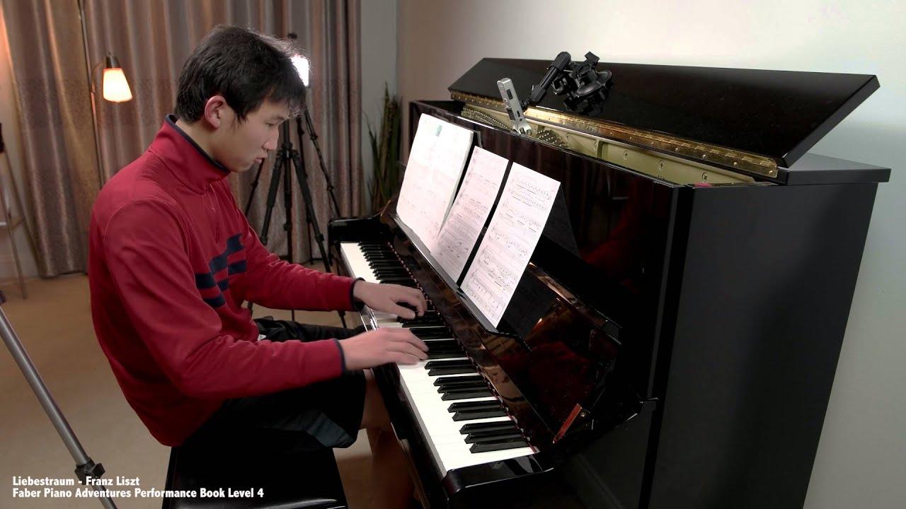 Liebestraum Franz Liszt