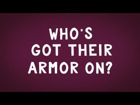 Armor of God (Lyric Video)