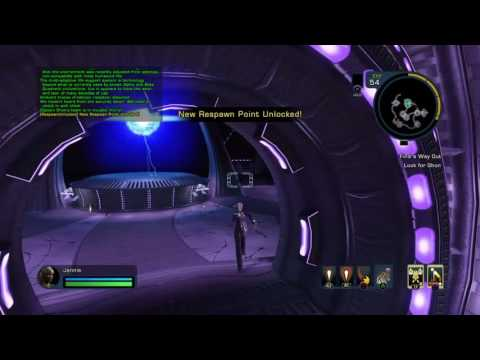 Star Trek Online Solanae Dyson Sphere Part 7