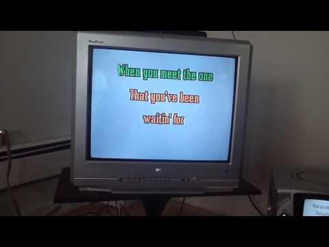 Cars Karaoke-Find Yourself