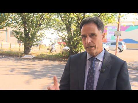 President's Mention Of 'Portland Sheriff'