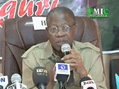 HMIC ALH LAI MOHAMMED LED DELEGATION OF JOURNALIST TO BAMA,KONDUGA & MAIDUGURI