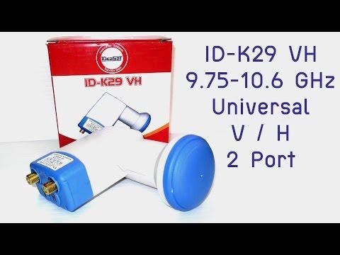 [Review] ID-K29 VH By Chorchaichana.com