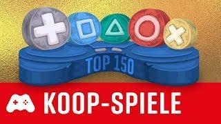 TOP 150 Couch-Koop Spiele
