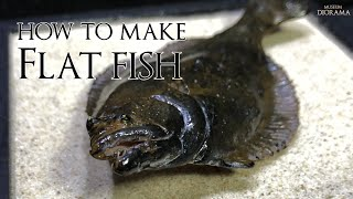 "How to make ""Flatfish"" ""광어"" 만들…"
