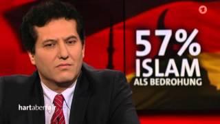 Wie viel Islam gehört zu Deutschland? - Hamed Abdel-Samad bei Hart aber Fair