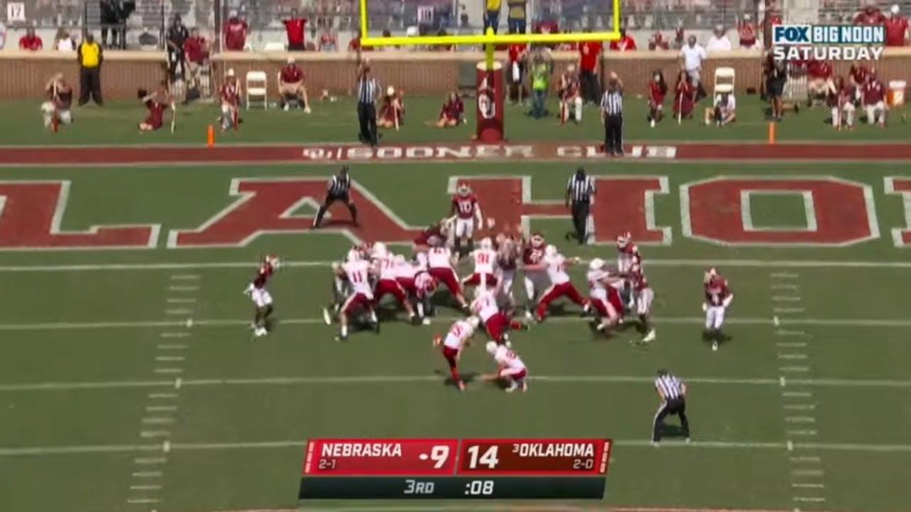 Oklahoma vs. Nebraska score: Live game updates, college football ...