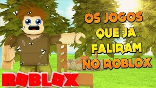 6 GAMES THAT WERE BANKRUPT FROM THE ROBLOX...