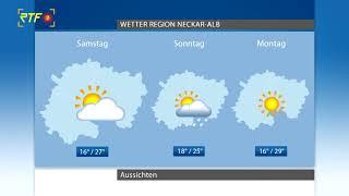 RTF.1-Wetter 23.07.2020