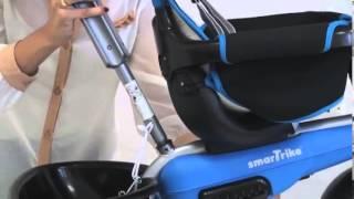 Велосипед Smart Trike Dream 4 в 1 - видеоинструкция по сборке(Велосипед Smart Trike Dream 4 в 1. Сборка этого замечательного велосипеда доставит Вам одно удовольствие. Подробнее..., 2013-03-24T10:29:36.000Z)
