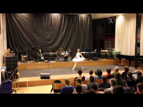 Ballett choreography mixed with a 21. century music / Crystallize, Lindsey Stirling