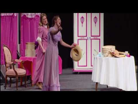 IHSMTA Olivia Williams in Hello Dolly