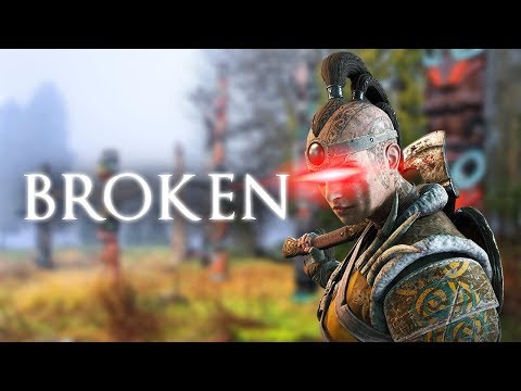 "For Honor - The ""Broken"" Shaman Experience"