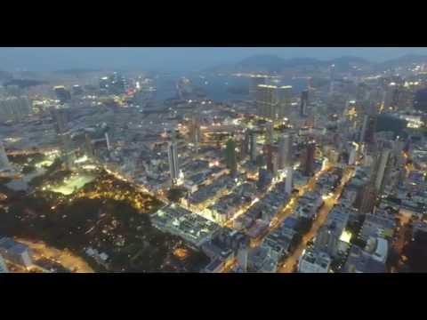 Kowloon City Night View