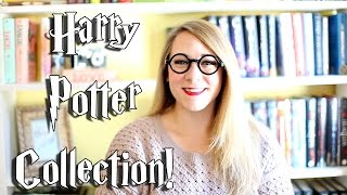 HARRY POTTER COLLECTION!!!!