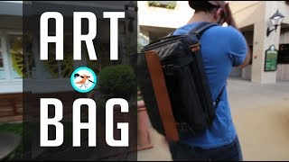 "New Art Bag! -  By Etchr Labs ""Art Satchel"""