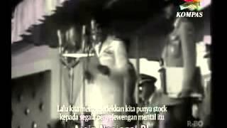 Pidato Soekarno yang menggetarkan dunia by Duwito Sambodo