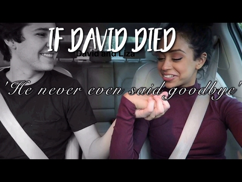 If David died- Liza and David || DavidXLiza