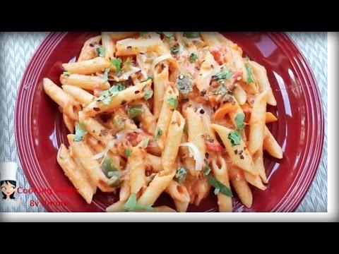 Creamy Penne Pasta (ক্রিমি পেনি পাস্তা) ||Bangladeshi pasta recipe