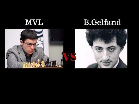 Maxime Vachier LaGrave- Boris Gelfand 2017 Fide Grand Prix(Acc.Dragon)