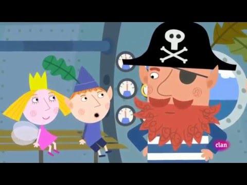 El pequeño reino de Ben y Holly, Capítulo: El Submarino Duende