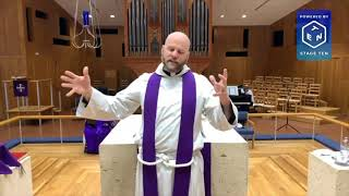 Sermon, First Sunday in Lent, February 21, 2021