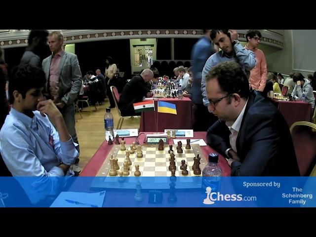 2016 Chess.com Isle of Man Tournament (Douglas) Round 7
