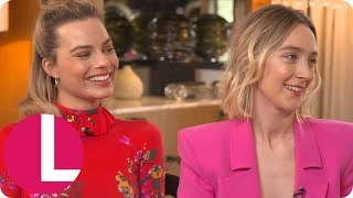 Margot Robbie and Saoirse Ronan Discuss the 'Awful' Men in New Film Mary Queen of Scots | Lorraine