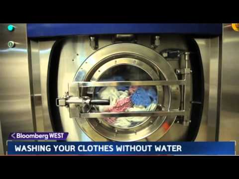 Washing Your Clothes Without Water