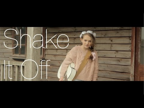 Taylor Swift - Shake It Off - 11 year old Sapphire cover