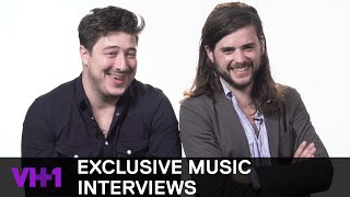 Mumford & Sons Talk About Being Professional Musicians | Exclusive Music Interviews | VH1 Video