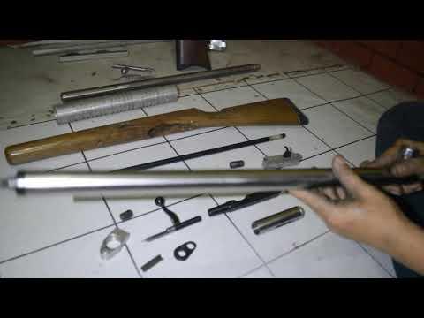 cara perbaiki setting ulang senapan angin mouser