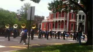 The United House of Prayer for All People Memorial Day Parade