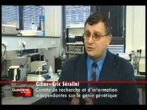 GMO EU RO, RTBF 2006