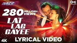Lat Lag Gayee Lyrical - Race 2 | Saif Ali Khan, Jacqueline Fernandez | Benny Dayal, Shalmali