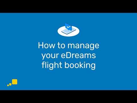 How to manage your eDreams flight booking   eDreams