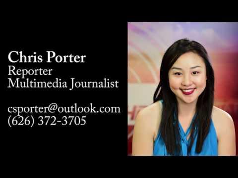 Chris Porter Reporter/MMJ Reel