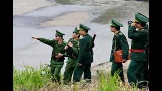 Chiều biên giới - Vũ Hiệp Bình