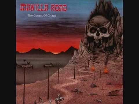 Manilla Road - Road to Chaos