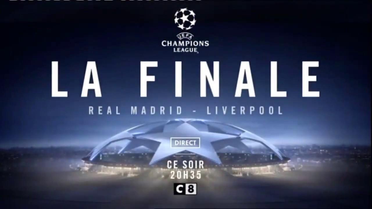 buy cheap innovative design los angeles Bande annonce Finale de la Ligue des champions 2017/2018 - C8