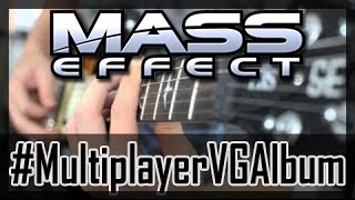 Mass Effect: Uncharted Worlds (Galaxy Map Theme) - Metal Cover [Multiplayer VG Album]